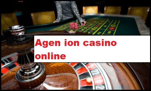 Jenis Taruhan Game Ion Casino Online
