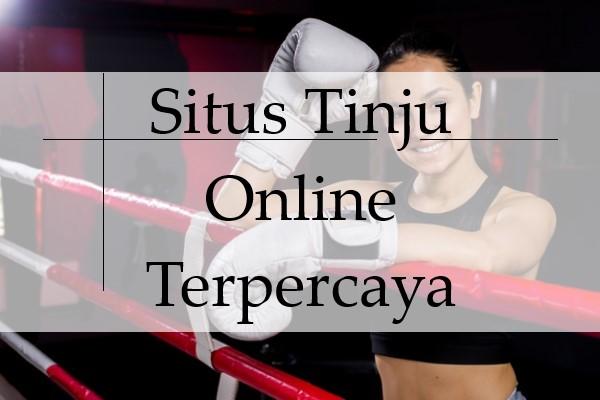 Situs Tinju Online Terpercaya